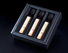 「生搾り えごま油」 鳥取県産 110g ×3本セット 化粧箱