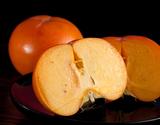 献上柿の郷・北御山生産組合 山内さんの『みしらず柿』福島県産  3Lサイズ 約2.5kg(9〜10玉)※常温の商品画像