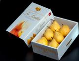 西村農園『ル・レクチェ』約2kg(5〜7玉)新潟県産 化粧箱入り ※常温の商品画像