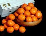 『俊菓(しゅんか)みかんプレミアム 〜和三盆〜』和歌山県産 S〜Mサイズ 約3kg 木箱入り ※冷蔵の商品画像