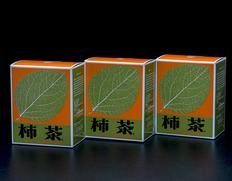 「柿茶®(柿の葉茶)」四国産 1L用ティーパック(4g×28袋)×3箱セット
