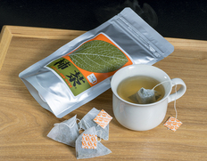 「柿茶®(柿の葉茶)」四国産 マグカップ用ティーパック 1.5g×20袋