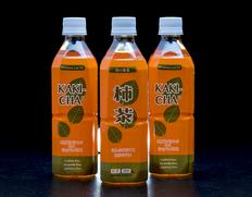 「柿茶®(柿の葉茶)」四国産 ペットボトル500ml×24本