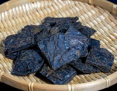 【定期購入】「碁石茶」 高知県大豊町産 100g(目安として30片前後)