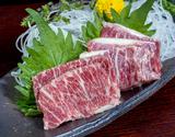 【熊本県肥育馬肉】『特上霜降り馬刺し』 約200g ※冷凍の商品画像
