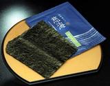江戸前ちば海苔 「慈海 青飛び(じかいあおとび)」 全形10枚 5袋入 化粧箱の商品画像