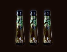 【2020年】無ろ過・生搾り『茶ノ実油 GOLD TEA OIL』 静岡県産 92g(105ml)×3本セット【●】