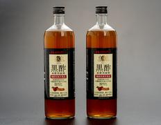 【定期購入】黒酢希釈用飲料 [内臓脂肪を減少させる機能性表示食品] 900ml×2本 メロディアン