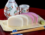 鈴廣かまぼこ 超特選品 「古今(紅と白)」各1本(280g/本) ※冷蔵の商品画像