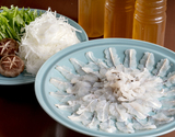『下関 古串屋の天然鱧しゃぶセット』 鍋用 4人前 ※冷蔵の商品画像