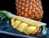 「ゴールドバレル」沖縄県産パインアップル 1玉 約1.6kg 化粧箱 ※冷蔵の商品画像