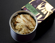 魚政 山陰産 松葉ガニ缶詰 1缶 「dad MATSUBAR」 ※常温