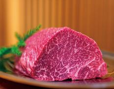 飛騨牛5等級 もも肉の超レア部位 ランプブロック 約500g