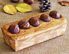 マーロウ 栗のパウンドケーキ ※冷蔵