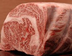 30日熟成 山勇畜産・飛騨牛4等級 リブロースブロック 約400g ※冷蔵