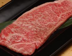 飛騨市ファンクラブ会員様限定 山勇畜産・飛騨牛5等級 サーロインステーキ 約200g ※冷凍