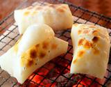 『こがねもちの杵つき餅』 新潟県魚沼産 計1.2kg (14〜15枚入り×2袋)  ※常温の商品画像