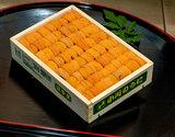 【小川】『エゾバフンウニ』弁当箱(並び)約250g 北海道産 ※冷蔵【豊洲市場直送】の商品画像