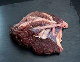 鏡山牧場『放牧黒毛和牛 ホホ肉(グラスフェッド)』 宮崎県産 450gUP ※冷凍の商品画像