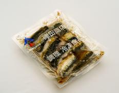 【給食応援】イワシおかか煮 10切入(1切40〜50g)×2P ※冷凍