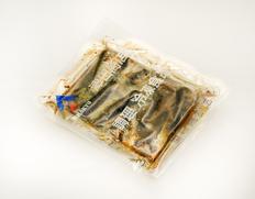 【給食応援】イワシ甘露煮 10切入(1切40〜50g)×2P ※冷凍