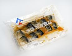 【給食応援】サバ味噌煮 10切入(1切40〜60g)×2P ※冷凍