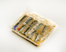 【給食応援】サンマゆず味噌煮 10切入(1切40〜50g)×2P ※冷凍