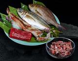 豊洲割烹便・鮮魚ボックス 2〜3人前(3〜4品)※冷蔵【豊洲市場直送】の商品画像