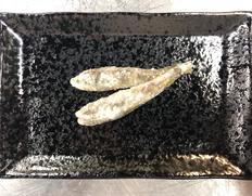 3/25以降順次発送 【給食応援】めひかり澱粉付け 50本入り(1本20g)×1 ※冷凍