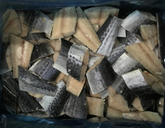 入荷次第順次出荷 【給食応援】「サワラ国産」1箱 120個入り(1個 50g) ※冷凍