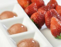 【給食応援】ひとくちとちおとめゼリー(18g×60個)※冷凍
