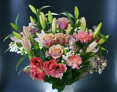 葛西市場より季節のお花