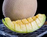 『クラウンメロン』静岡県産 大玉6玉 合計8kg 白等級以上 産地箱の商品画像