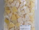 【給食応援】国産もうそう(筍)水煮 乱切り 2kg(1kg×2袋) ※常温の商品画像