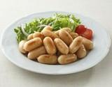 【給食応援】「荒挽きミニカクテルウインナー」 2kg(1kg×2袋) ※冷凍の商品画像