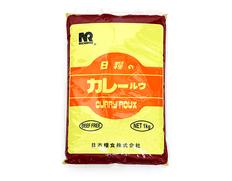 4/8以降、順次出荷 【給食応援】『粉末カレールウ』 2kg (1袋:1kg当たり10リットル分前後)※常温