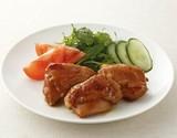 【給食応援】「照り焼きチキン」1.2kg(60g×10個入×2P) ※冷凍の商品画像