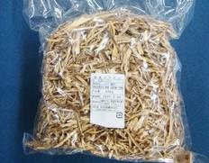 4/8以降順次出荷 【給食応援】国産 菌床椎茸スライス 2mm 500g×1袋 ※常温