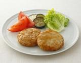【給食応援】「発芽玄米入り平つくね」40個(60g×10個×4パック) ※冷凍の商品画像