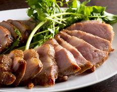 【90日熟成】秋田のひめ豚の熟成肉 モモブロック 400gUP ※冷凍
