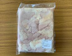 【給食応援】国産鶏むね肉 2kg×1袋 ※冷凍