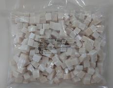 【給食応援】アカイカ鹿子短冊 2kg(1kg×2袋/1.5角切り) ※冷凍