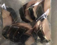 【給食応援】愛媛県産 養殖ハマチ切身 約60g×10枚 ※冷凍