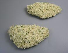 【給食応援】アジ磯部フライ 100個(1個40g) ※冷凍