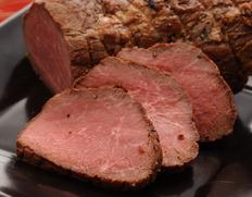飛騨牛もも肉使用!特製ローストビーフ 300gUP ※冷凍 《父の日ギフト》