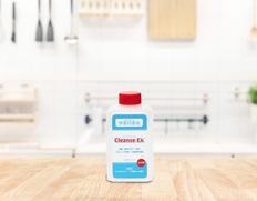 【年明け】1/4~16出荷 除菌抗菌液「クリアンスEX」 165ml 天然成分&ノンアルコール CleanseEX