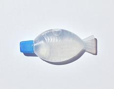 【年明け】1/4~16出荷 除菌抗菌液「クリアンスEX」 3ml×60個 #SafeHandFish 天然成分&ノンアルコール CleanseEX 魚型容器入り