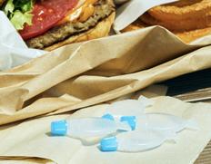 【年明け】1/4~16出荷 除菌抗菌液「クリアンスEX」 3ml×300個 #SafeHandFish 天然成分&ノンアルコール CleanseEX 魚型容器入り