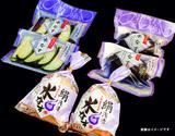 水なす3種詰め合わせ(ぬか漬け、りんご酢漬け、白醤油漬け(カット漬け)各2パック) ※冷蔵の商品画像