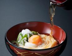【在庫削減】『ぶっかけつゆで食べる江刺の卵めん』 2人前(つゆ付)×16入り※常温